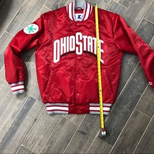 STARTER Jackets & Coats - Ohio State STARTER Jacket